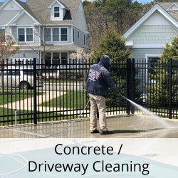 Concrete / Driveway Cleaning