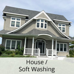 House / Soft Washing